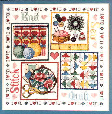 Bewitching Cross Stitch: Joan Elliott: 9780715329276: Amazon.com